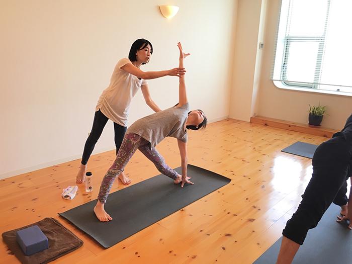 免疫力を高めるヨガ~自律神経バランスを整えて健やかに過ごす~